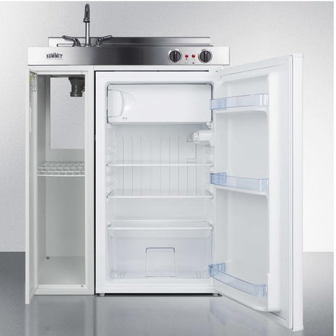 "Summit C30EL Complete Kitchen Convenience In Just 30"" Of Width"