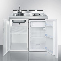 Summit C39ELGLASS Complete Kitchen Convenience In Just 39