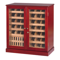 The Monarch 3000 Commercial Display Humidor By Quality Importers