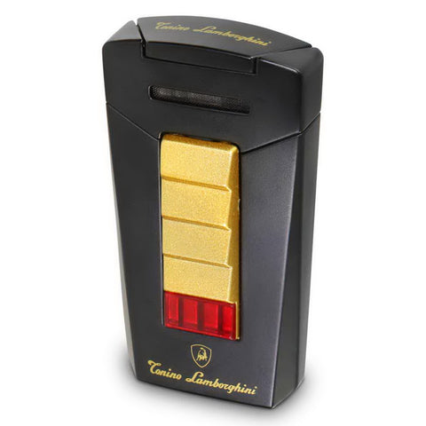 Tonino Lamborghini, Tonino Lamborghini Aero Torch Flame Cigar Lighter, Cigar Lighter - Humidor Enthusiast