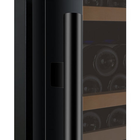 Allavino 177 Bottle Single Zone Black Wine Refrigerator
