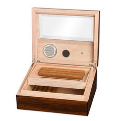 Visol Captain Walnut Finish 40 Humidor