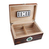 Image of Visol, Visol Brawley Humidor With Macassar Finish, Humidor - Humidor Enthusiast