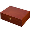 Image of Visol, Visol Cherry Lacquered Finish Humidor, Humidor - Humidor Enthusiast