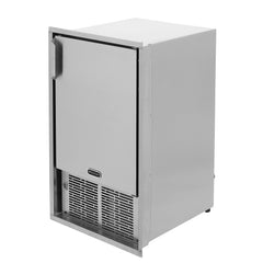 "Whynter 14"" Undercounter Marine Ice Maker 23 Lbs. Daily Output"