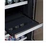 "Image of Allavino Flexcount  Beverage Center 15"" Wide Black Cabinet"