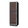 Image of Allavino 172 Bottle Dual-Zone Wine Cooler Stainless Steel Door