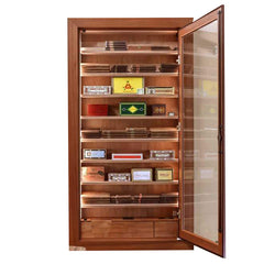 Reliance 550 In-Wall Humidor