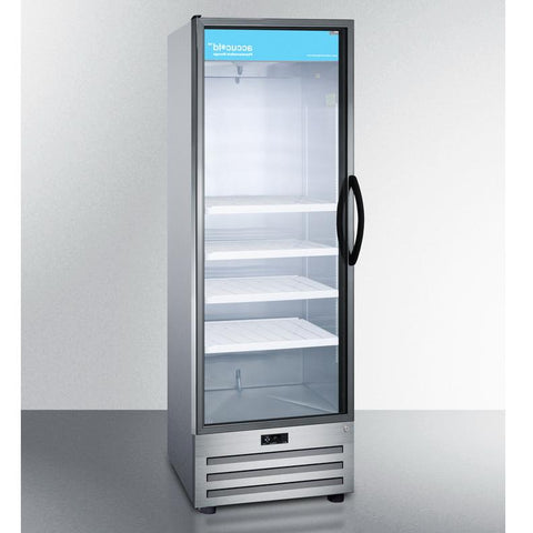Summit ACR1415LH Automatic Defrost Refrigerator for Pharmaceutical Storage
