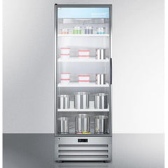 Summit ACR1718LH Automatic Defrost Refrigerator for Pharmaceutical Storage