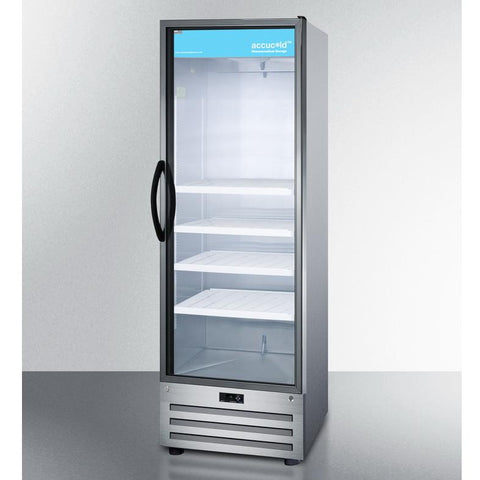 Summit ACR1415RH Automatic Defrost Refrigerator for Pharmaceutical Storage