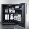 Image of Summit AL54CSSHV Flexible Design Built-In Undercounter