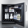 Image of Summit AL54SSTB Flexible Design Built-In Undercounter