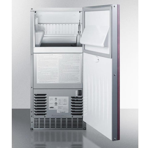 Summit BIM68OSPUMPIF Flexible Design Outdoor Refrigeration