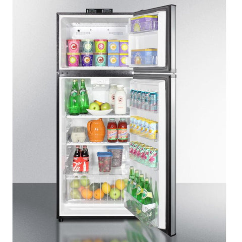 Summit BKRF1159SS Mid-sized Refrigerator-freezer