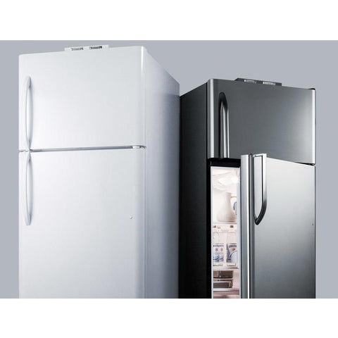 Summit BKRF21SS Full-sized Refrigerator-freezer