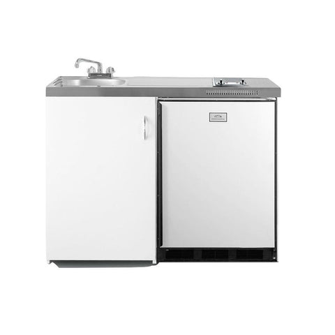 "Summit C48 Complete Kitchen Convenience In Just 48"" Of Width"