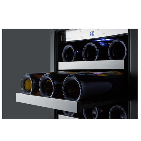 Summit CL151WBV Flexible Design Beverage and Wine