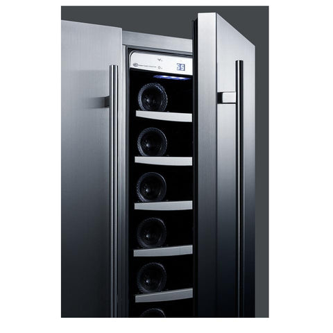 Summit CL66FDOS Flexible Design Beverage and Wine