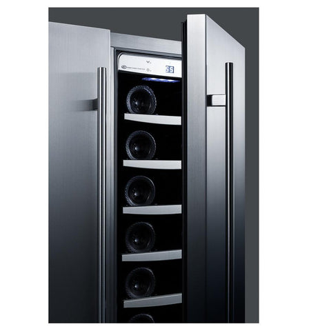 Summit Flexible Design Beverage Refrigerator