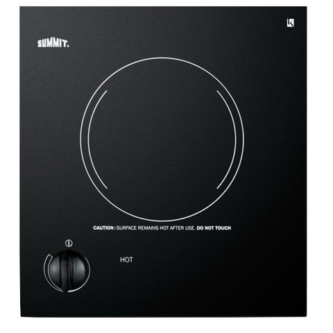 Summit CR1115 Outstanding Value Electric Cooktop