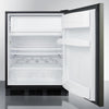 Image of Summit CT663BBIKSHH Flexible Design Built-In Undercounter
