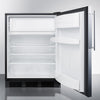 Image of Summit CT66BBIFR Flexible Design Built-In Undercounter