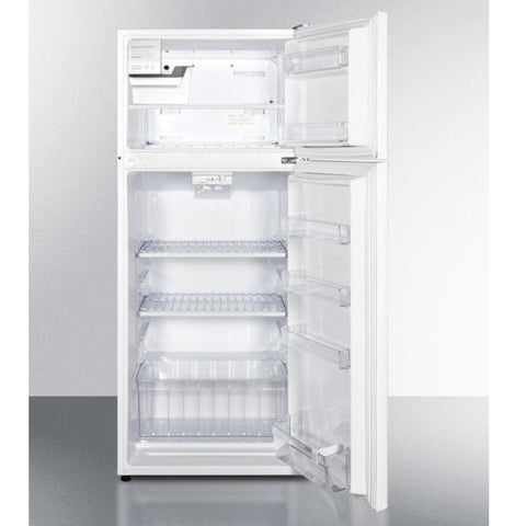 Summit FF1118WIM Convenience Two-door Refrigerator-freezer