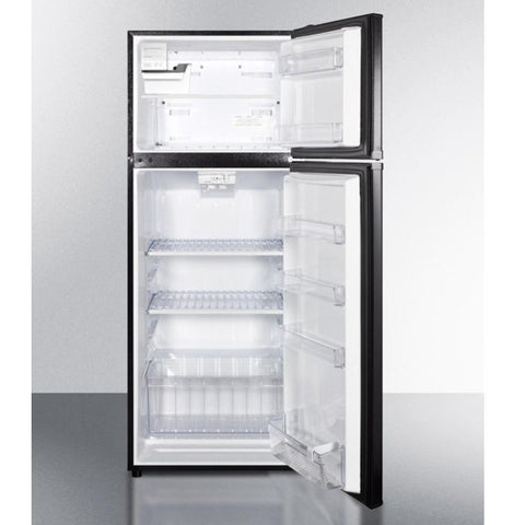 Summit FF1119BIM Convenience Two-door Refrigerator-freezer