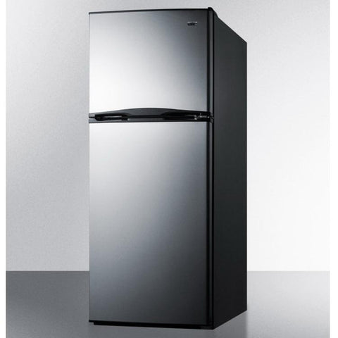 Summit FF1387SSIM Energy Efficient Performance Frost-free Refrigerator-freezer