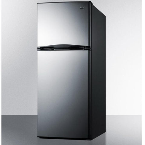 Summit FF1085SS Energy Star Qualified Performance Frost-free Refrigerator-freezer
