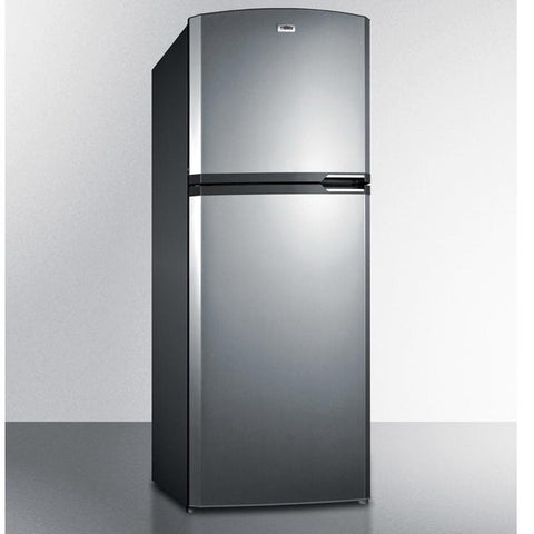 Summit FF1423SSLHIM Counter Depth Refrigerator-freezer