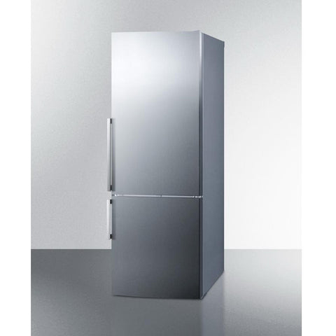 Summit FFBF287SSIM ENERGY STAR Certified & Factory Installed Icemaker
