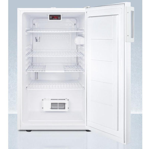 Summit FF511LBIPLUS2 Flexible Design Medical and Lab Refrigerator