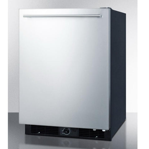 Summit FF590SSHH Flexible Design Built-In Undercounter