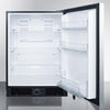 Image of Summit FF590SSHH Flexible Design Built-In Undercounter
