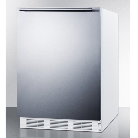 Summit FF61BISSHH Automatic Defrost Built-In Undercounter