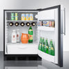 Image of Summit FF63BBIFRADA Flexible Design Built-In Undercounter