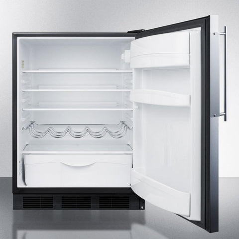 Summit FF63BBIFR Automatic Defrost Built-In Undercounter