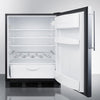 Image of Summit FF63BBIFR Automatic Defrost Built-In Undercounter