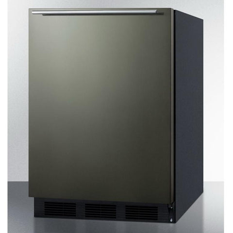 Summit FF63BBIKSHH Automatic Defrost Built-In Undercounter