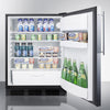 Image of Summit FF6BBIFRADA Flexible Design Built-In Undercounter