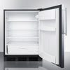 Image of Summit FF6BBI7FR Flexible Design Built-In Undercounter