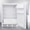 Image of Summit FF6BIFR Automatic Defrost Built-In Undercounter