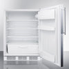 Image of Summit FF6LBI7FRADA Automatic Defrost Built-In Undercounter