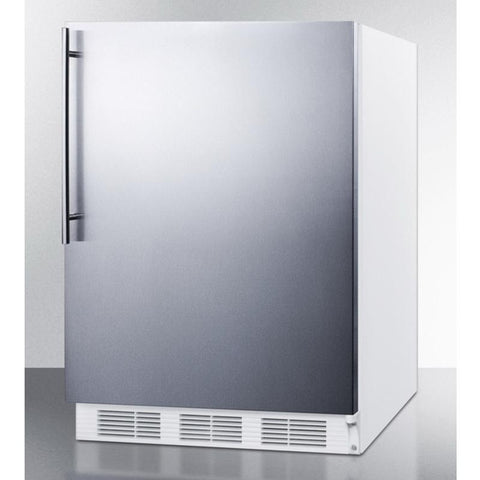 Summit FF6BISSHVADA Automatic Defrost Built-In Undercounter