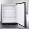 Image of Summit AL752BBIFR Automatic Defrost Built-In Undercounter