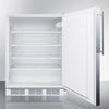 Image of Summit AL750BIFR Automatic Defrost Built-In Undercounter