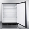 Image of Summit AL752LBLBISSHH Automatic Defrost Built-In Undercounter