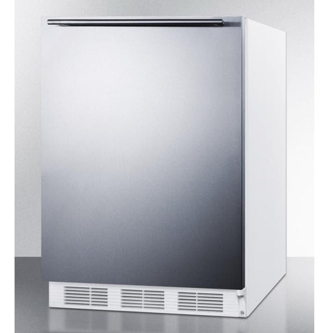 Summit AL750BISSHH Hidden Evaporator Built-In Undercounter